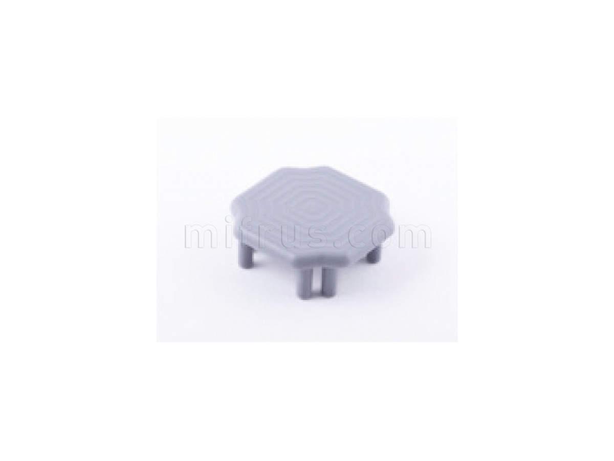 Заглушка торцевая МП2-01-02