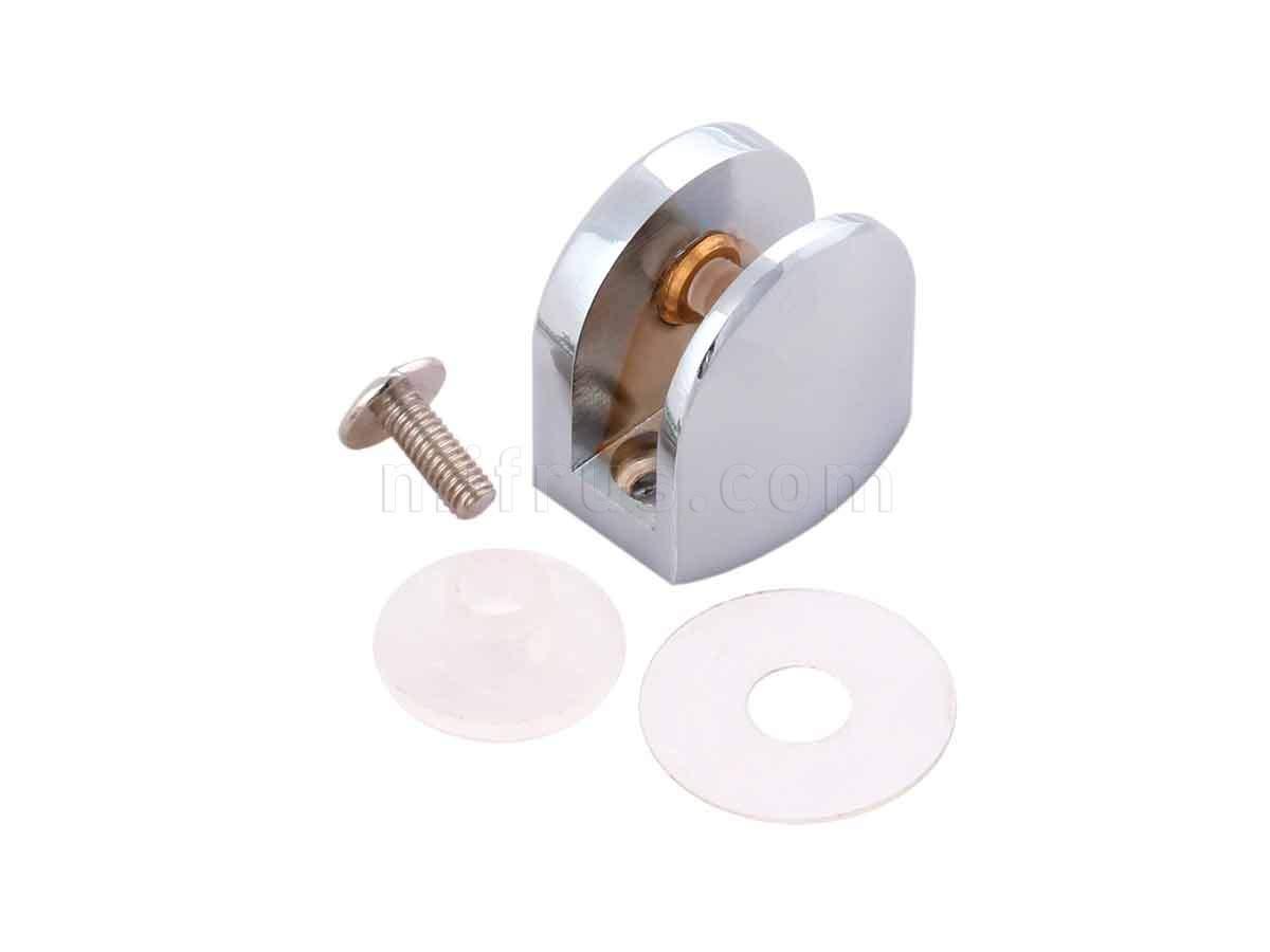 BOYARD Полкодержатель P512CP.2 хром (50/500)