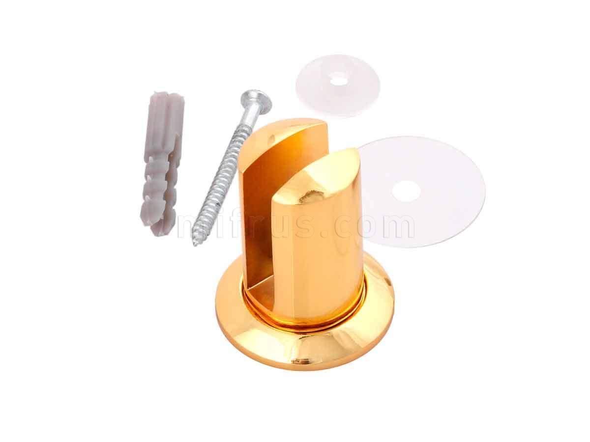 BOYARD Полкодержатель P514GP.2 золото (30/300) ВЫВЕЛИ