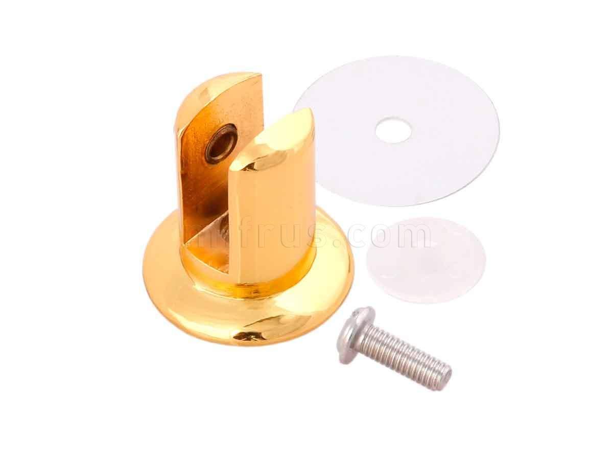 BOYARD Полкодержатель P515GP.2 золото (40/400) ВЫВЕЛИ