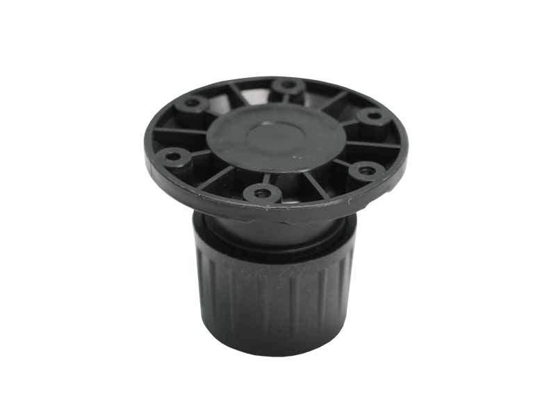 Крепление верхнее для трубы 50 мм регулируемое (черное)