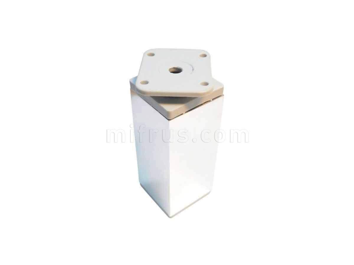 BOYARD Нога N306CP.2 глянец 40*40мм, h=100мм (200)