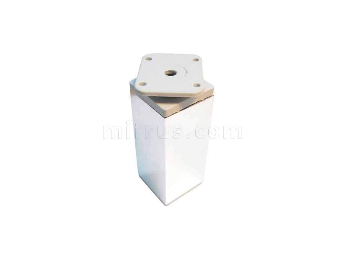 BOYARD Нога N311CP.2 глянец 40*40мм, h=130мм (200)