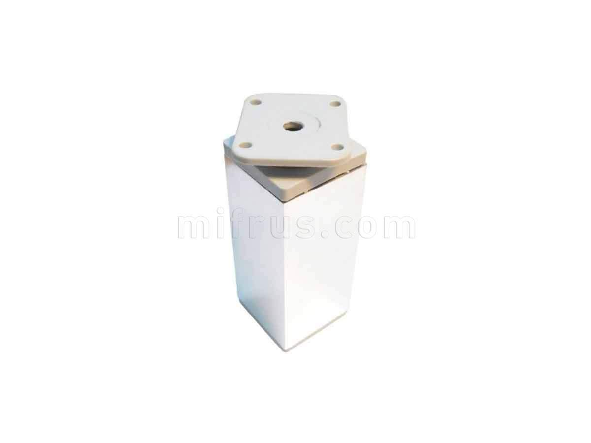 BOYARD Нога N312CP.2 глянец 40*40мм, h=150мм (200)
