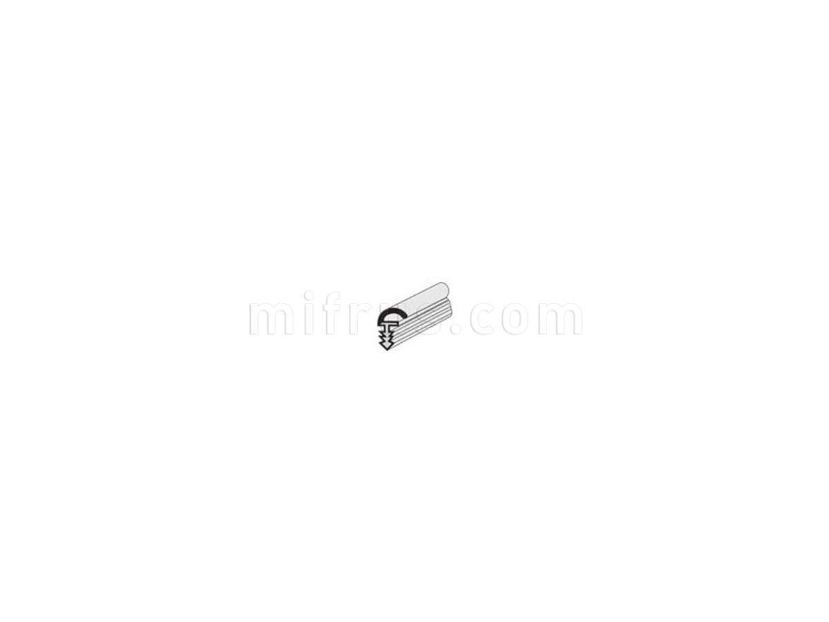 Пыльник-демпфер под пропил C.840.001377, СЕРЫЙ