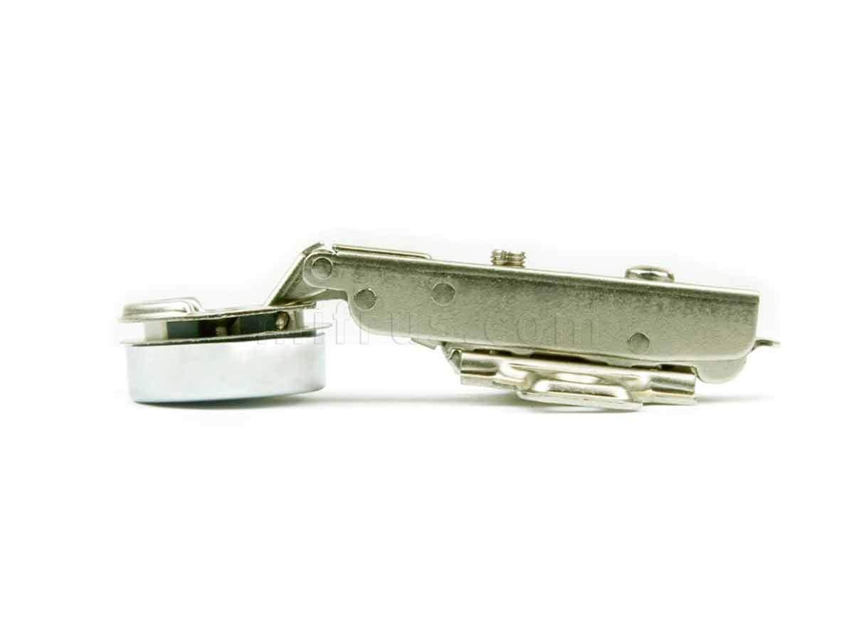 BOYARD Петля H504B/2310 (для стекл. полунакл. дверей) d=26мм с доводчиком (300) ВЫВЕЛИ