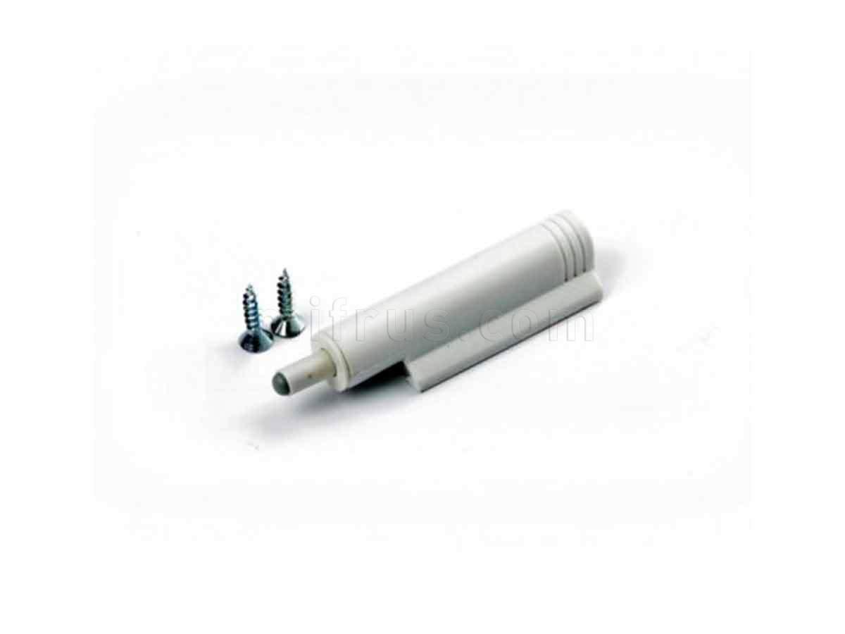 BOYARD Амортизатор AMF04/W белый, скрытое крепление к корпусу (100)