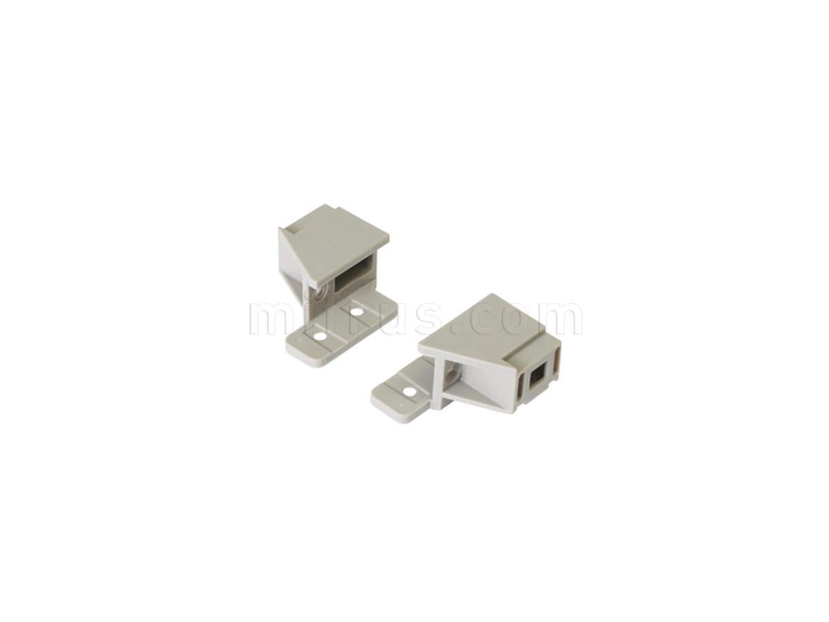 TEN К-т креплений профиль-расширителей для задней стенки из ДСП 16 мм (открытый) 58AXPWS60000000