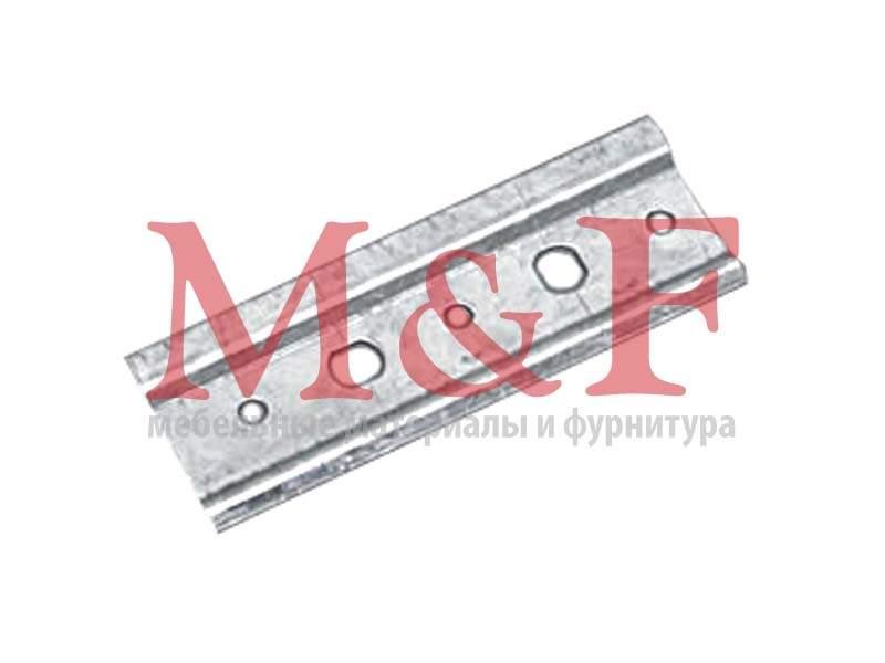 Планка монтажная 2000мм Н=44 мм цинк (20)
