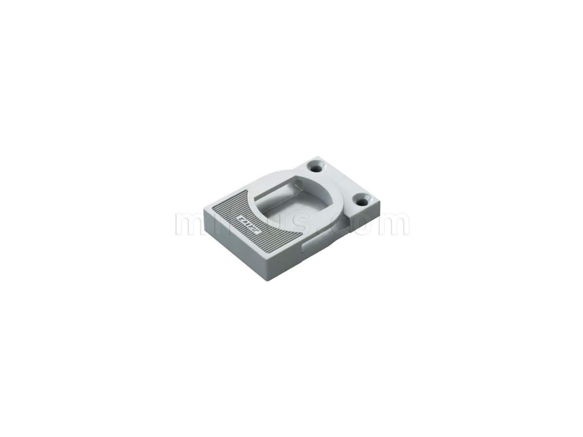DP29SNGA PUSH Ответная часть для рамки 35-45 мм, серая
