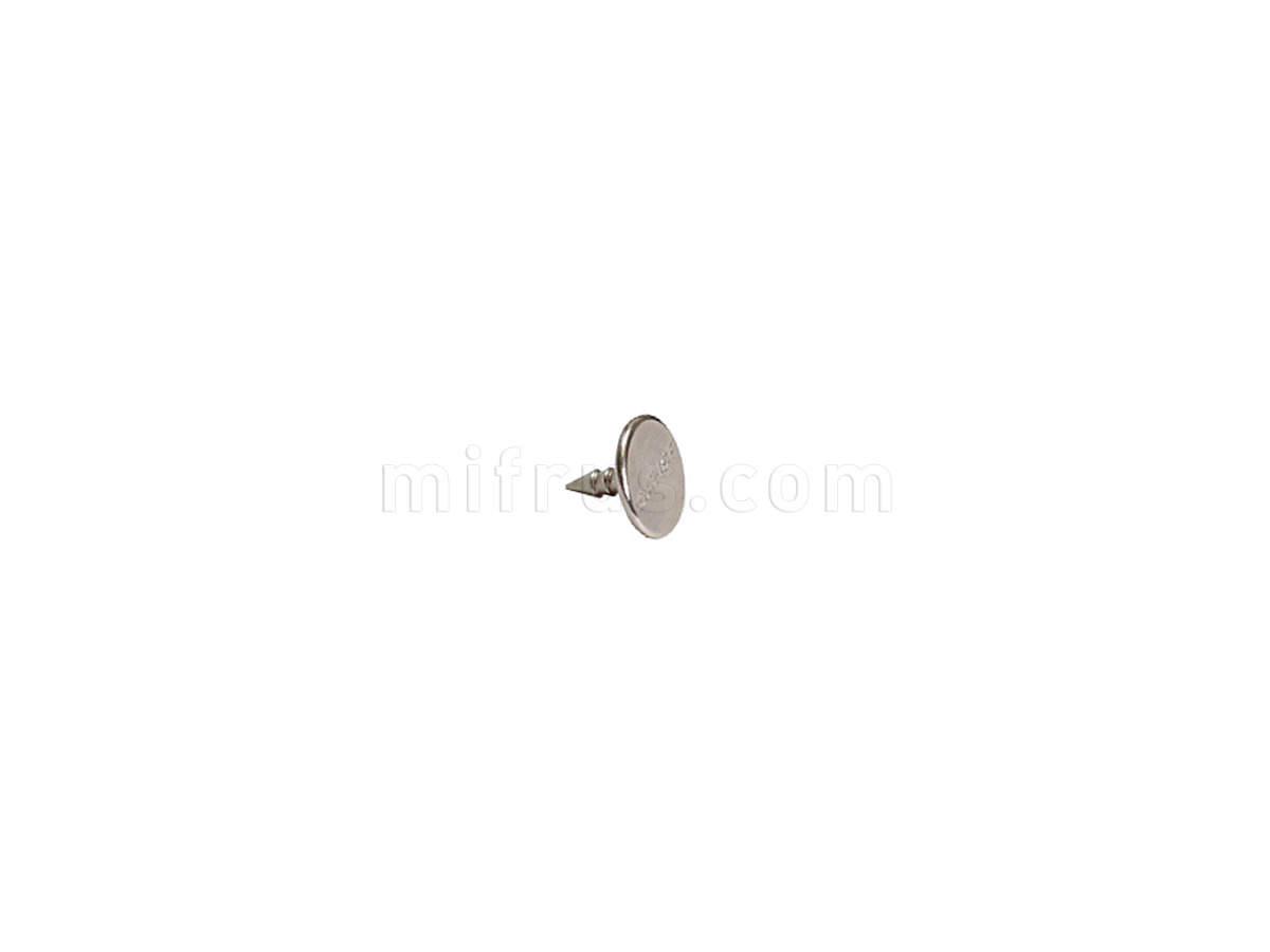 DP28SN9 Ответная часть защелки магнитной на гвоздике (250)