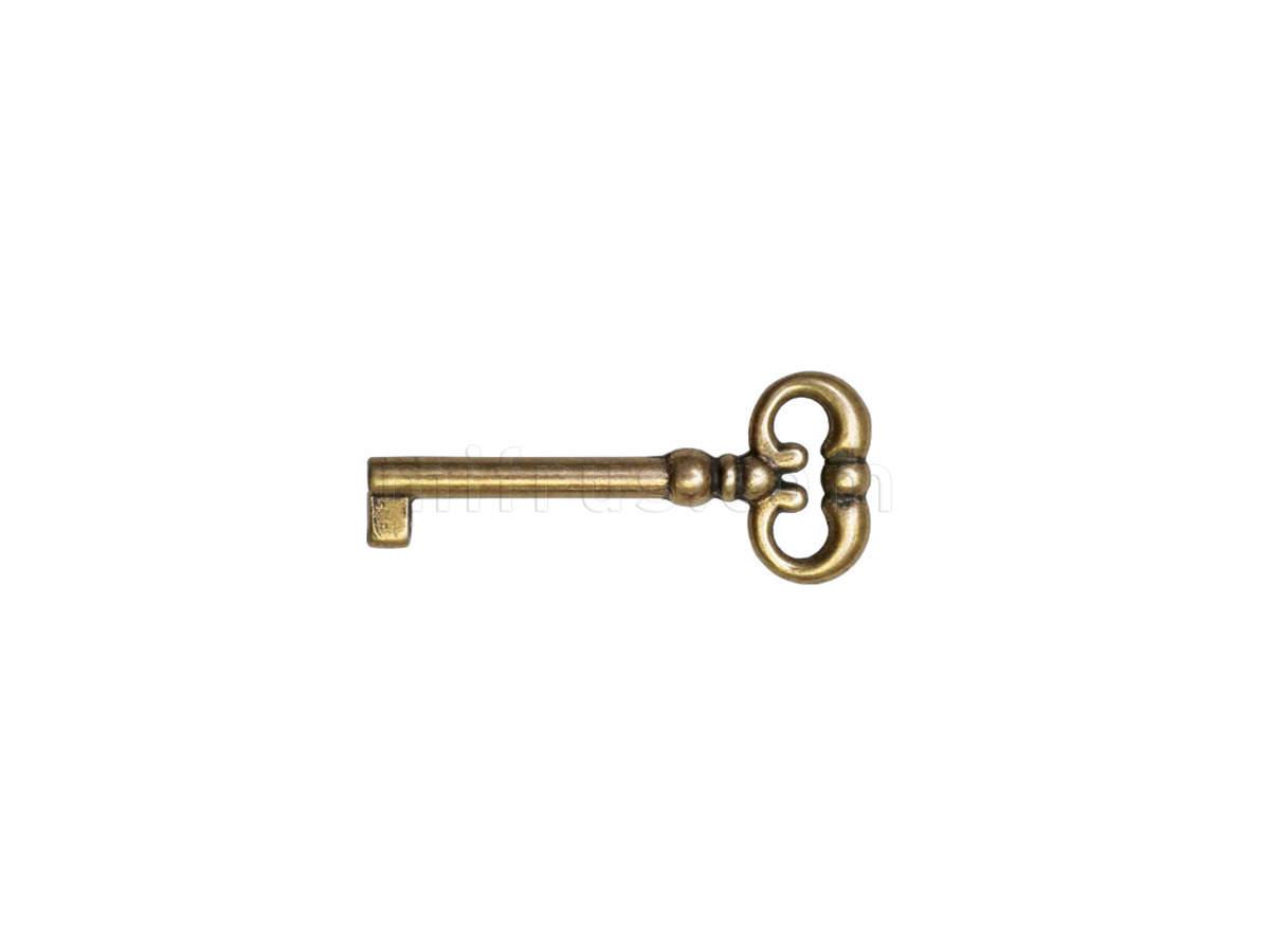 5003.22(45) Ключ 45 мм, отделка бронза античная