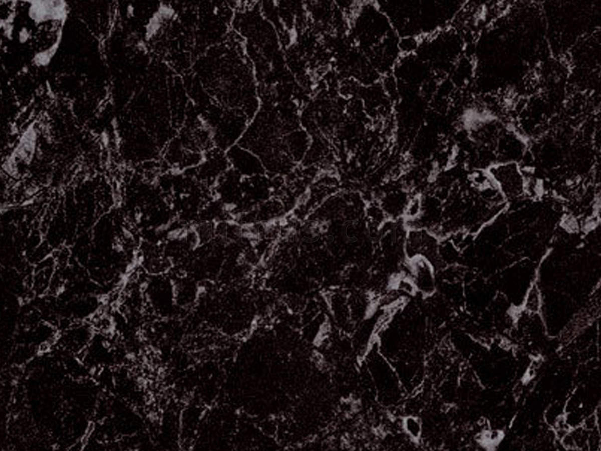 Стол. невлаг. 26*600*3000 Черный мрамор F202 (ST15)