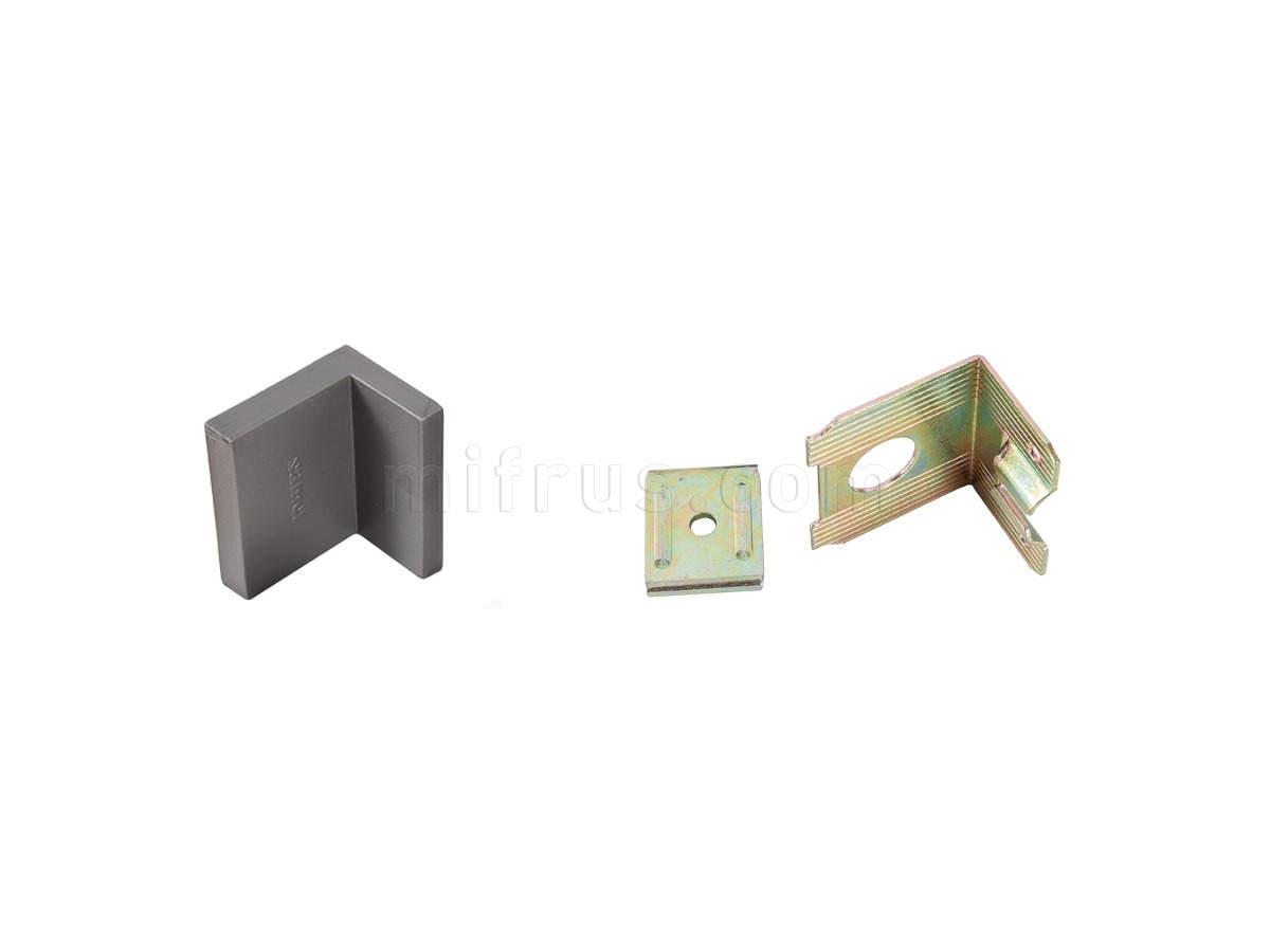SAMET Навес для шкафов  серый (400)