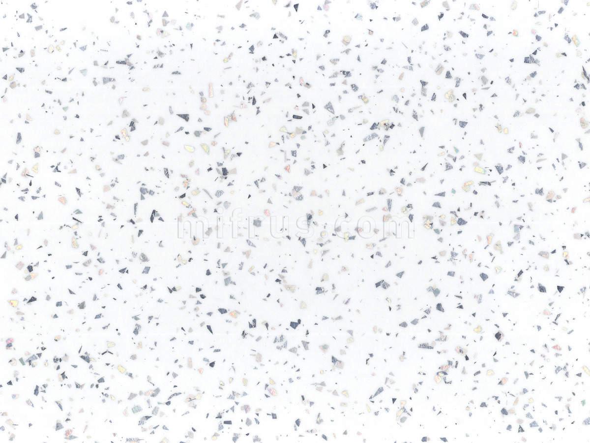 Столешница 130.SPC искра белая глянец 600*4200*40 (в упаковке) кат.B.1.