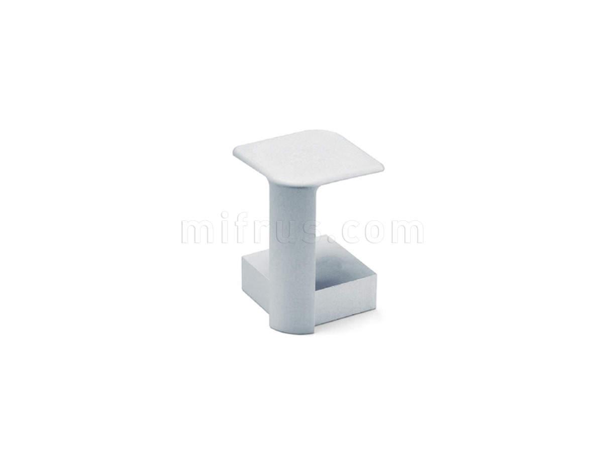 80B8.904060B.00 Угол внутренний 90° для столешниц 40 мм, алюминий (2)