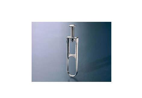 Штангодержатель SL 781 М средний, цинк, никелированный (10)