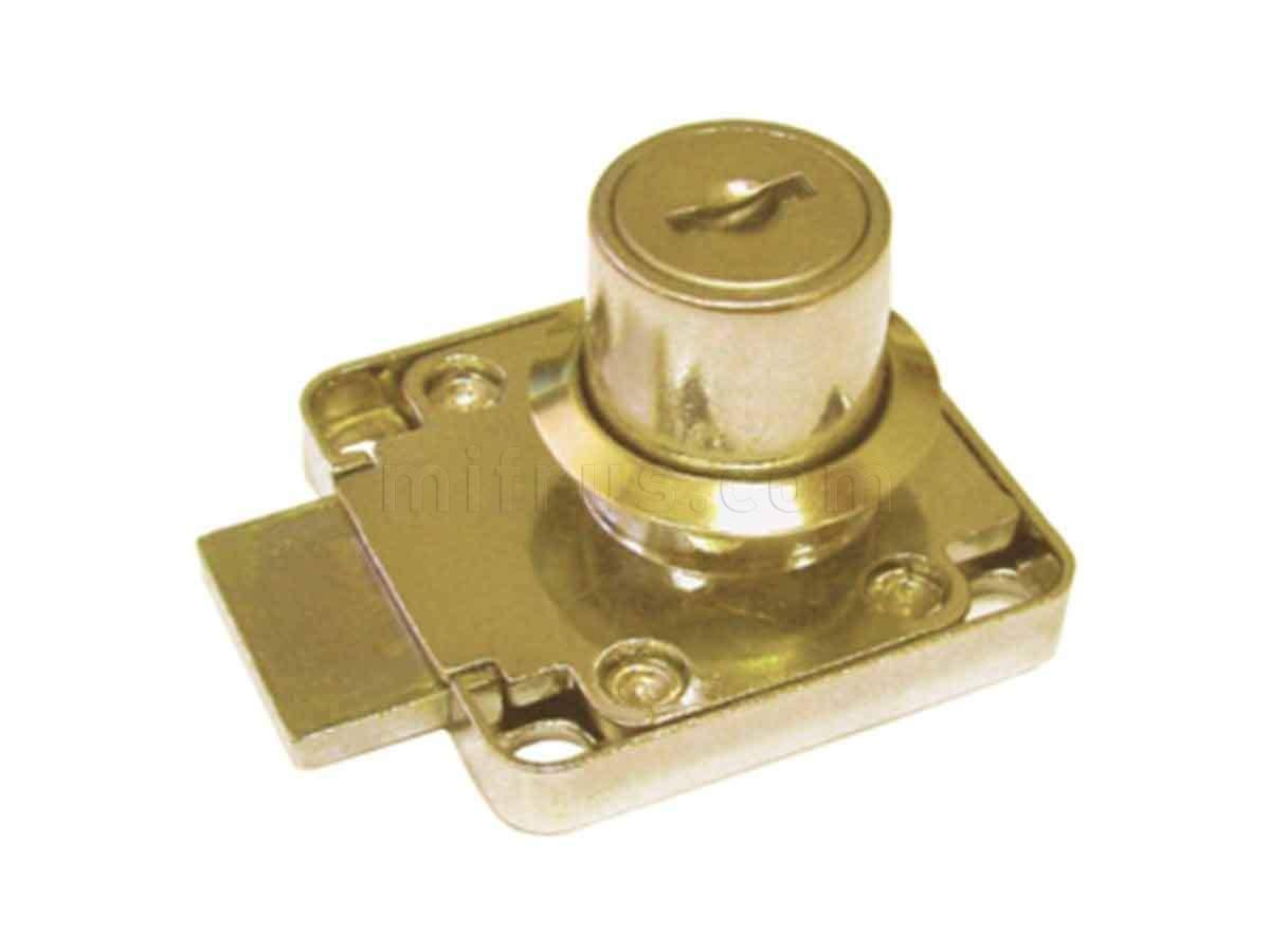 BOYARD Замок Z148GP.1/22 золото с отв. планкой (12/240)