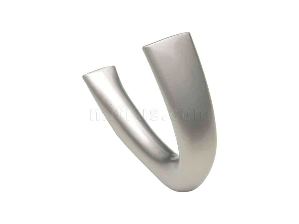 BOYARD Крючок K206SC.10 (K0660) матовый хром (25/250)