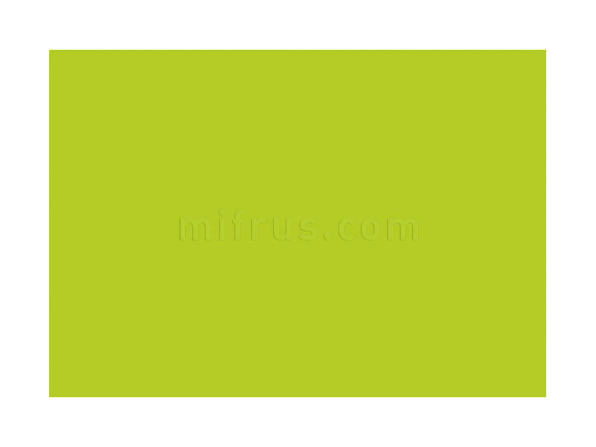 ЛМДФ ЛАК 18мм тон лайм 0434   2440*1220 (10)