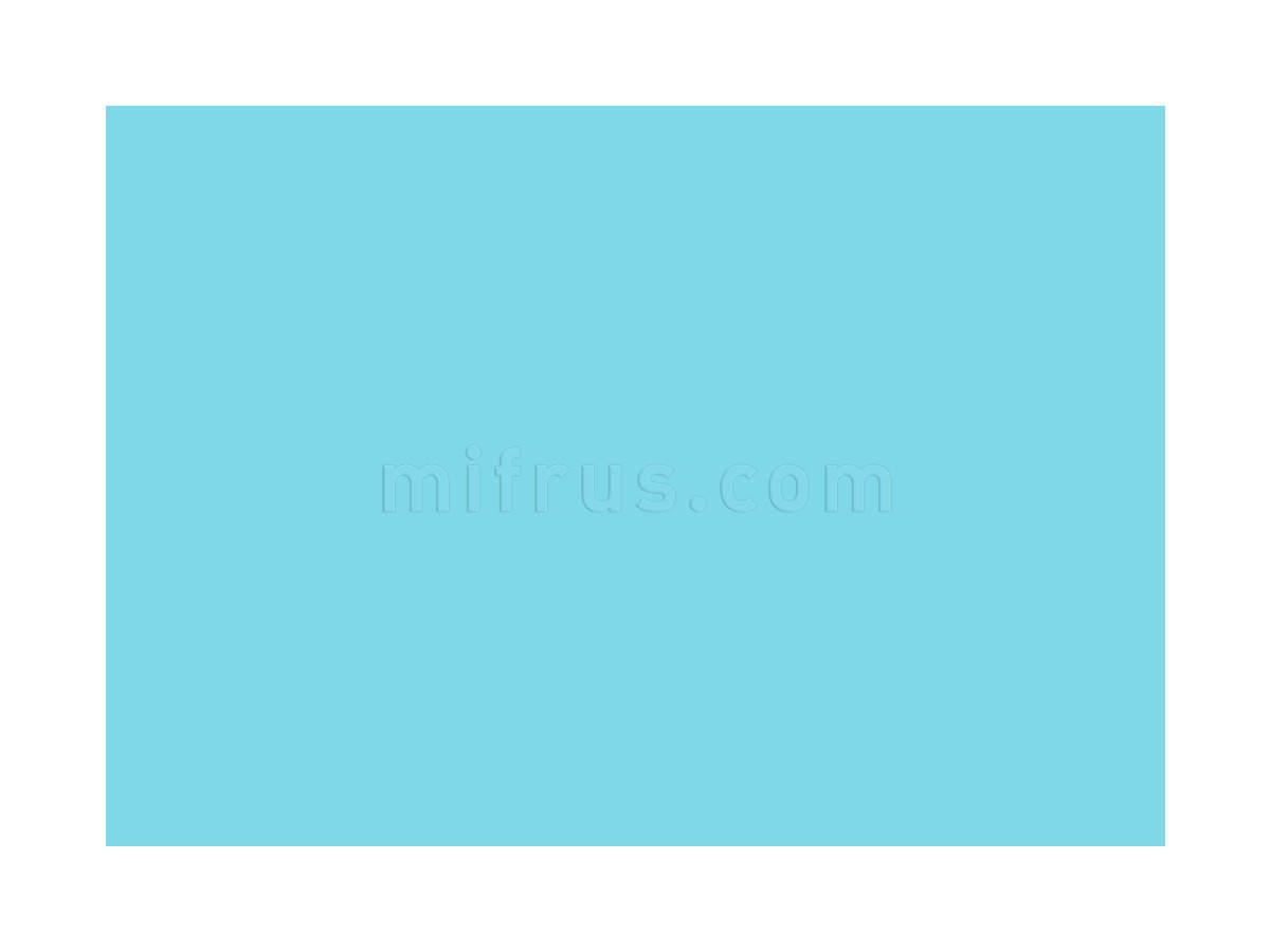 ЛМДФ ЛАК 18мм тон голубой 0430  2440*1220 (10)