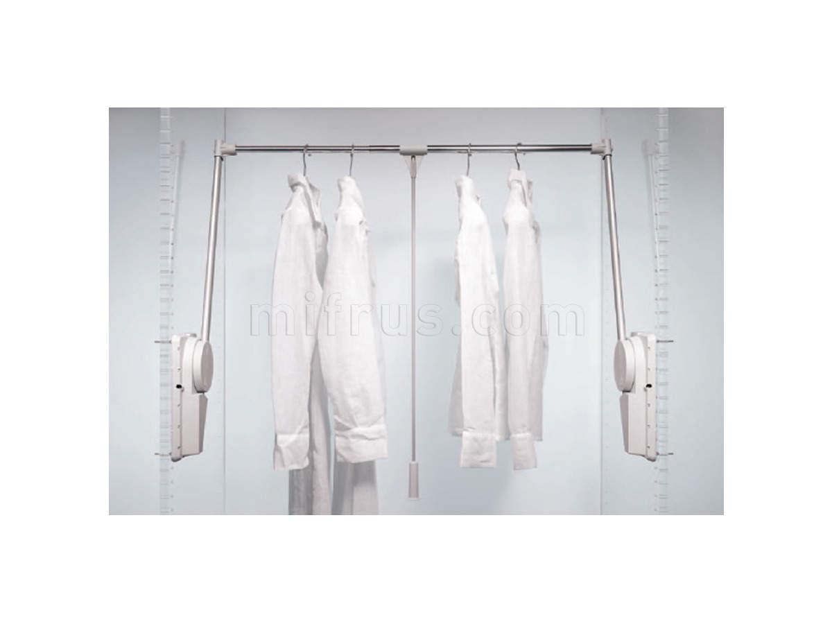 Лифт д/одежды 2-сторонний арт.151/А 750-1150, до 20 кг (6)
