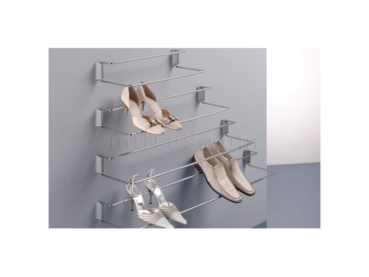 Полка для обуви 830-1130мм (фронтальное крепление) арт.112/А (6)