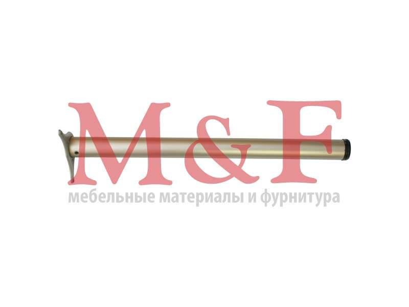 Опора для стола 60*820мм сатин (усы) (4шт) (SALE)