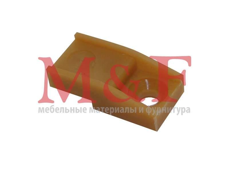 Держатель д/стекла  С1 КОР. №3 (ФМ 110) светло-коричневый (1000)