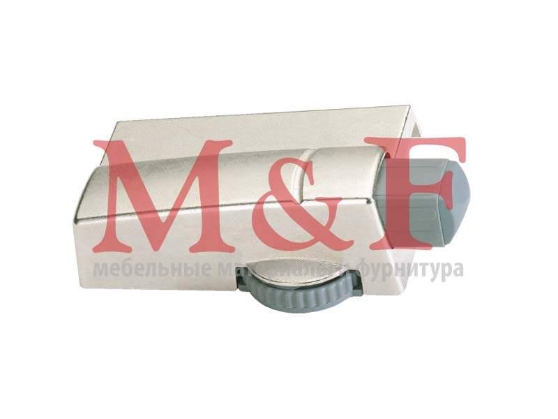 Демпфер Silent System на плечо вкладных петель Intermat, цинк, никелиров. (50)
