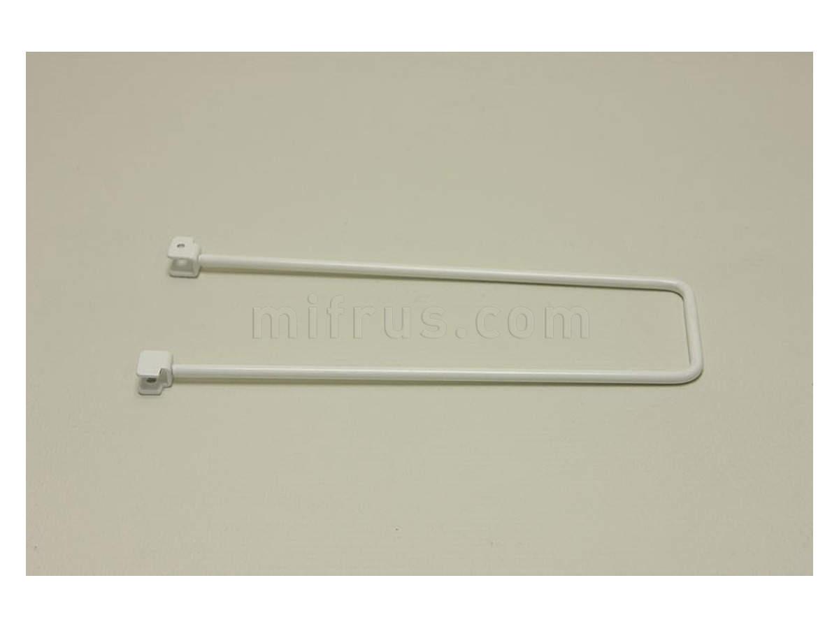 Боковой упор, 25 см., белый 465110  (SALE)