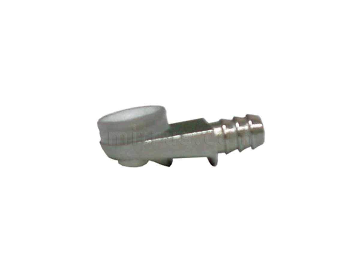BOYARD Полкодержатель P002NP.58 для стекла с присоской (5000)