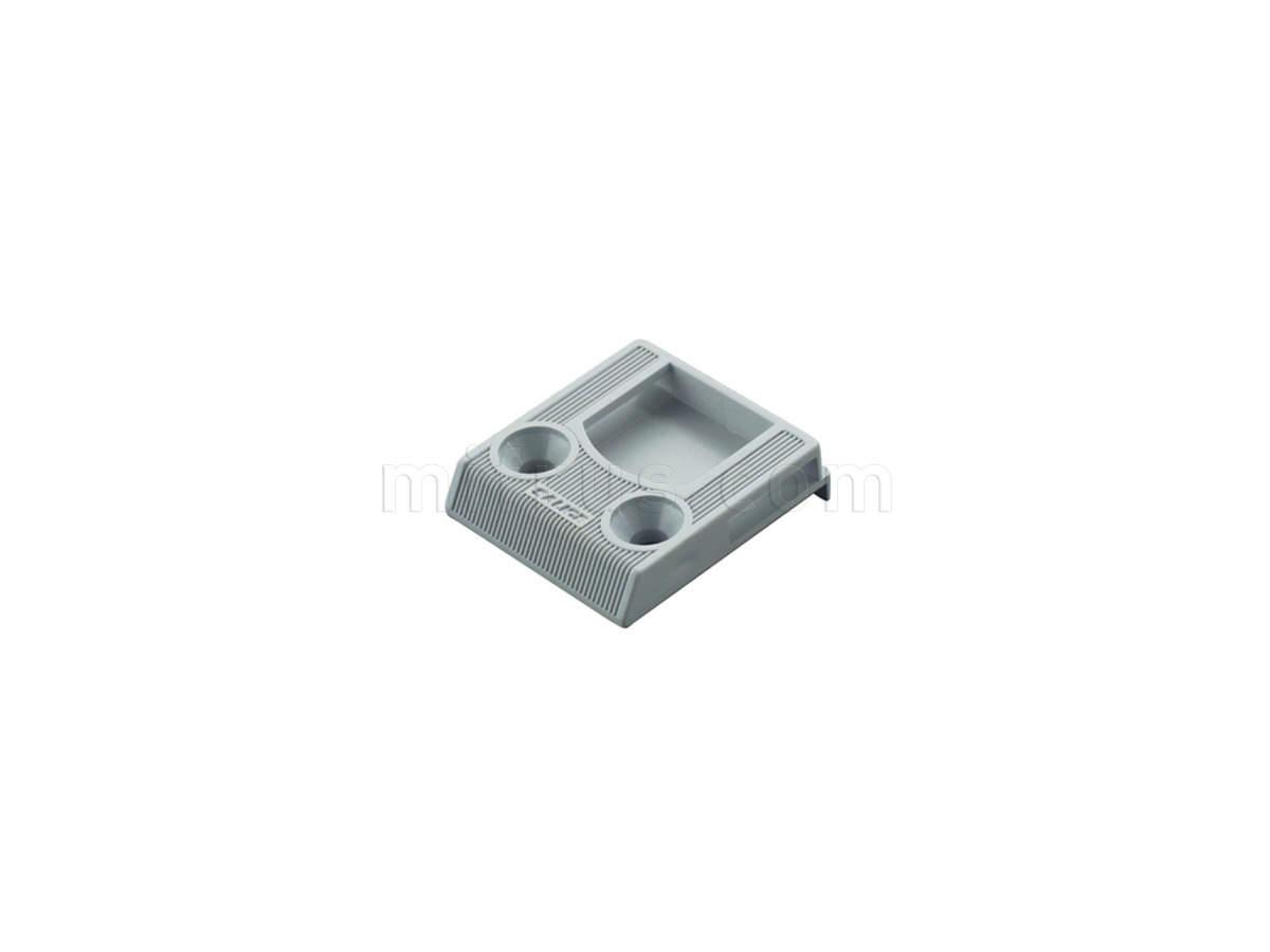 DP29SNGI PUSH ответная часть для глухого фасада накладная, серая (600)