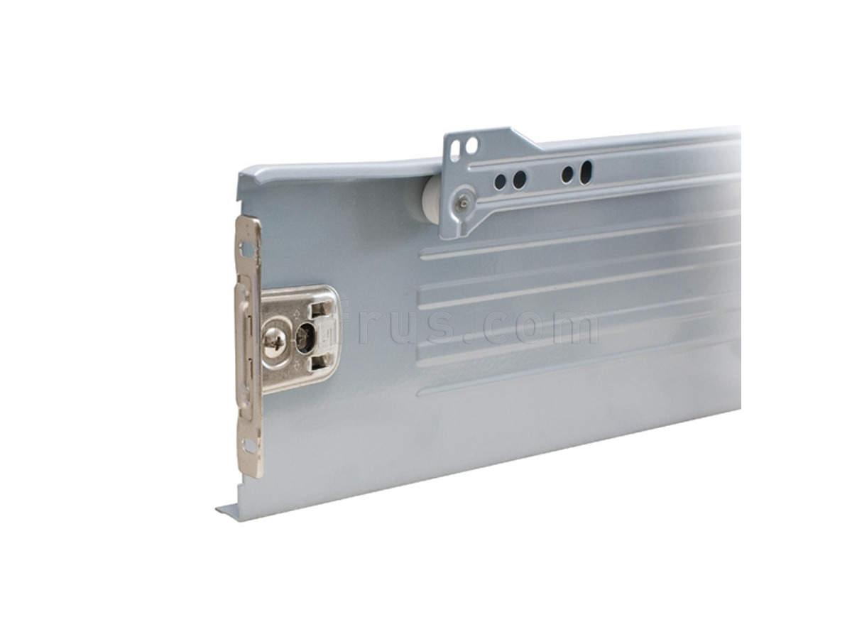 INN.118.500.GM Метабокс Н=118 мм, L=500 мм, серый металлик (10)