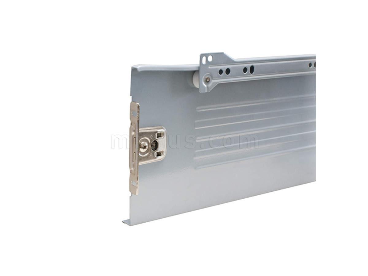 INN.150.450.GM Метабокс Н=150 мм, L=450 мм, серый металлик (10)