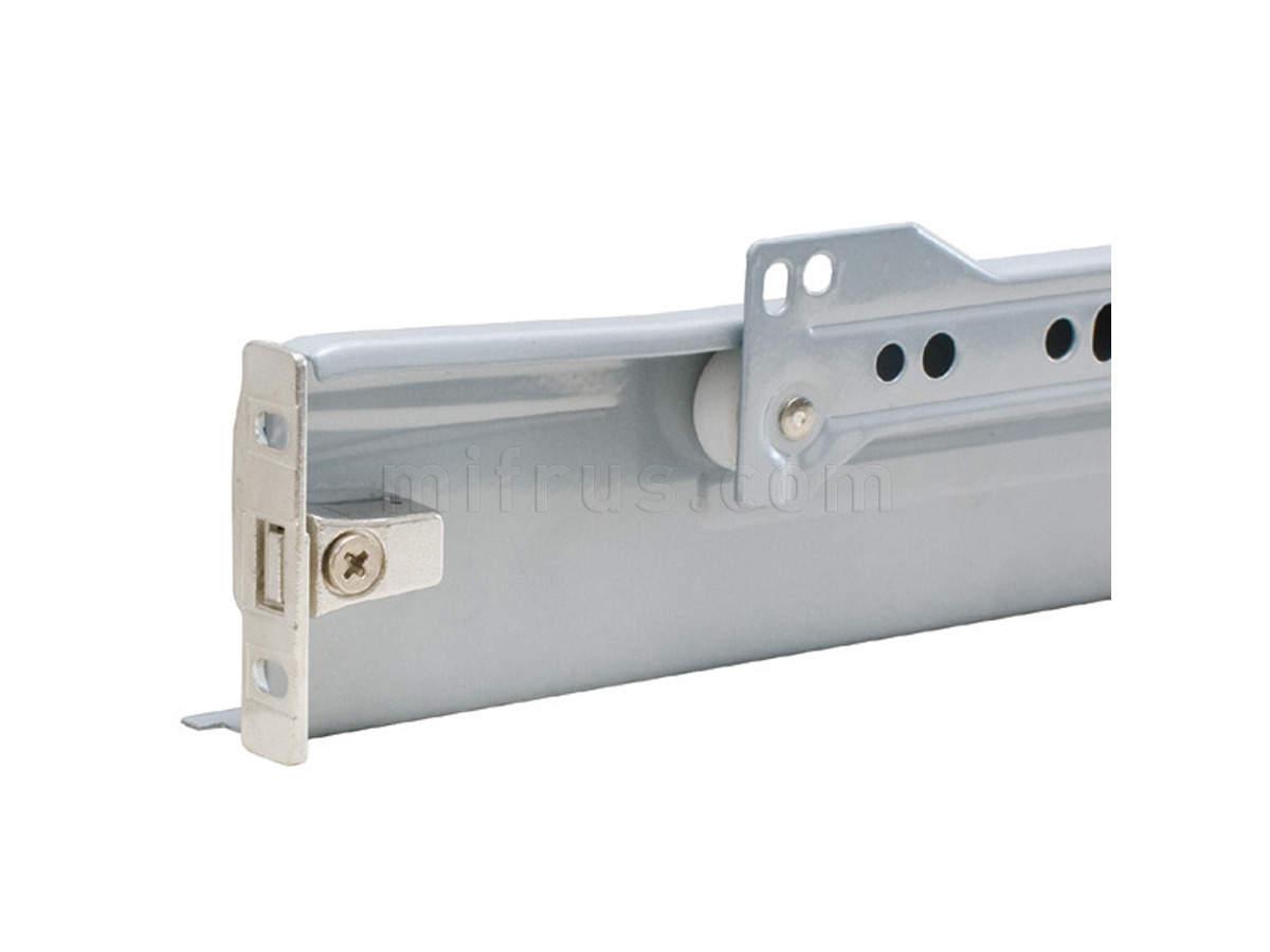 INN.054.450.GM Метабокс Н=54 мм, L=450 мм, серый металлик (10)
