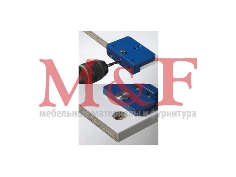 Сверлильный кондуктор BlueJig Dowel для отверстий под дюбели (1)