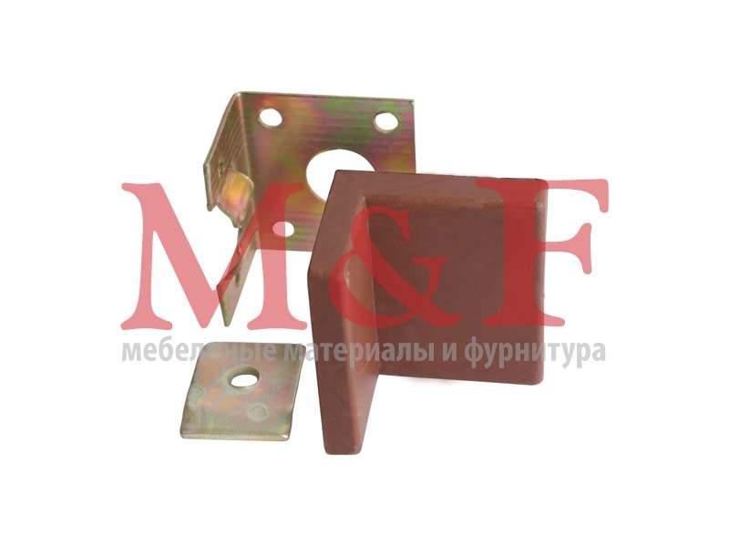 Уголок для навесных шкафов А041 коричневый (SALE)