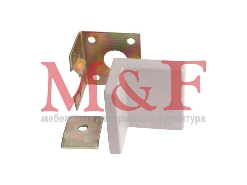 Уголок для навесных шкафов А041 серый (SALE)