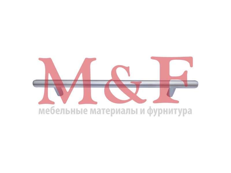 Ручка-рейлинг ОСКАР 10.100-03 матовый хром 96мм (50)