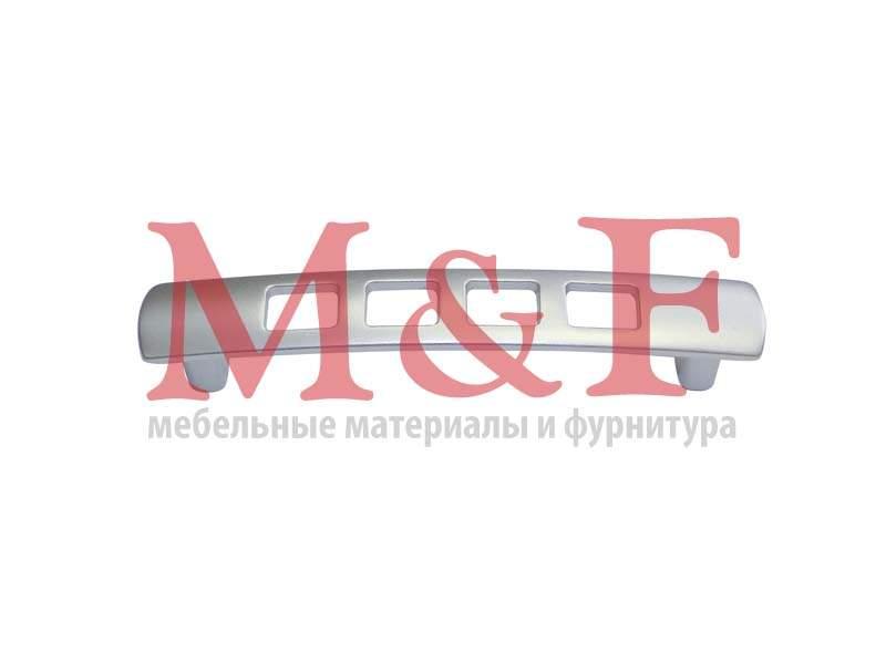 Ручка-скоба ОСКАР 5125/96-03 матовый хром (50)