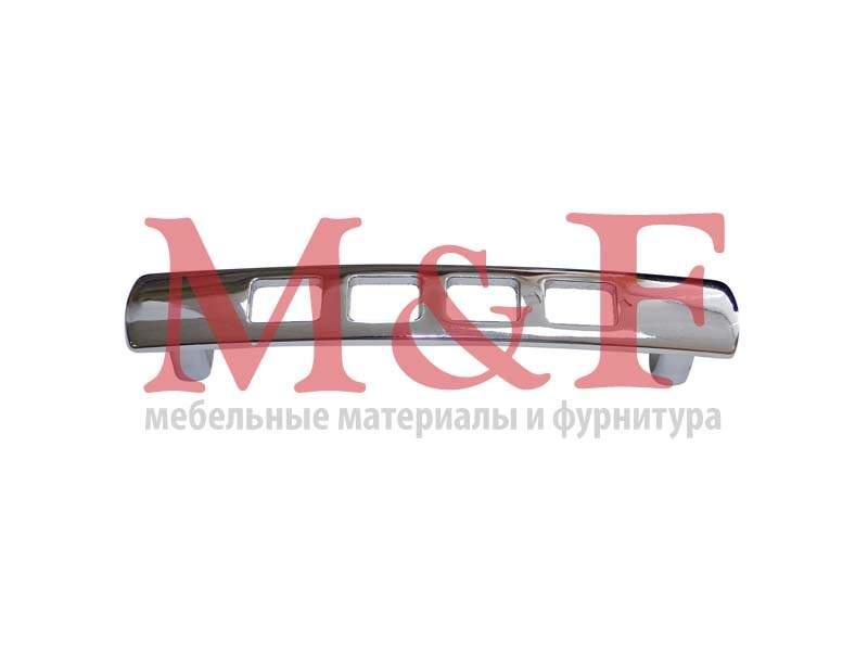 Ручка-скоба ОСКАР 5125/96-06 хром (50)