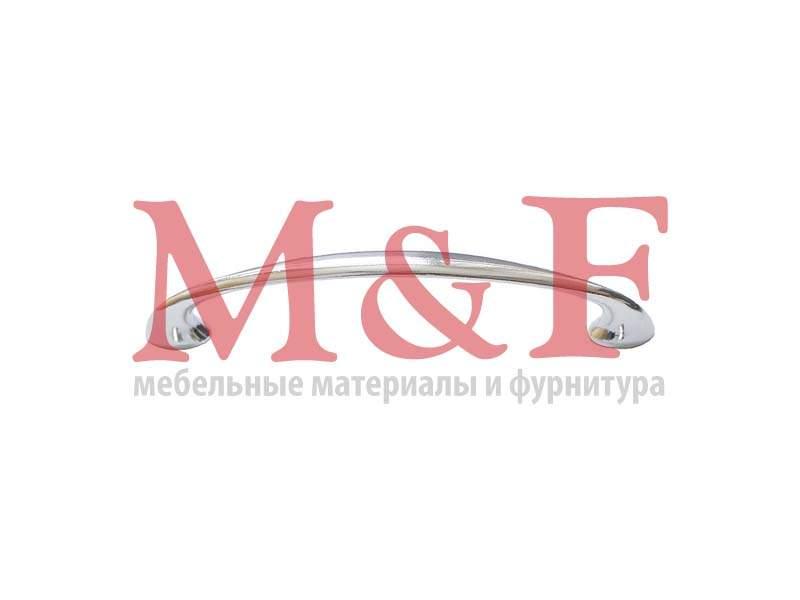 Ручка-скоба ОСКАР 5005/96-06 Слон хром (100)
