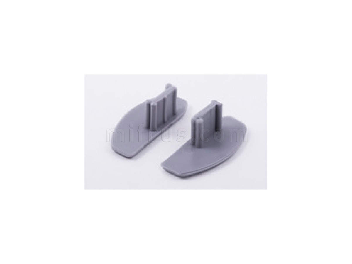 Комплект торцевых заглушек D2-01