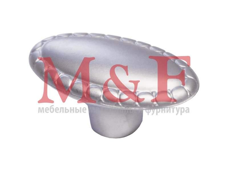 Ручка-кнопка GAMET GG31-G0008 (GG3108) матовый хром (SALE)