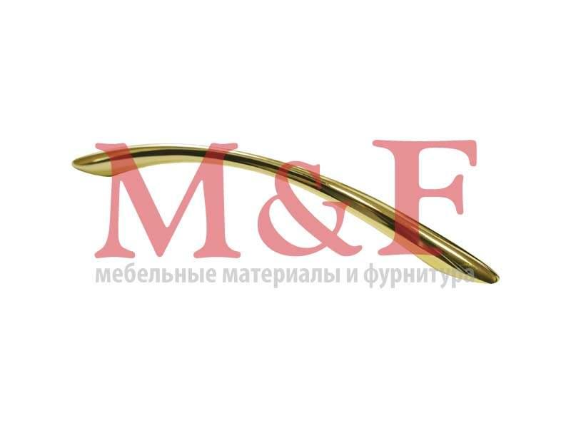 Ручка-скоба GAMET UP85-0160-G0003 (UP8503) золото (SALE)