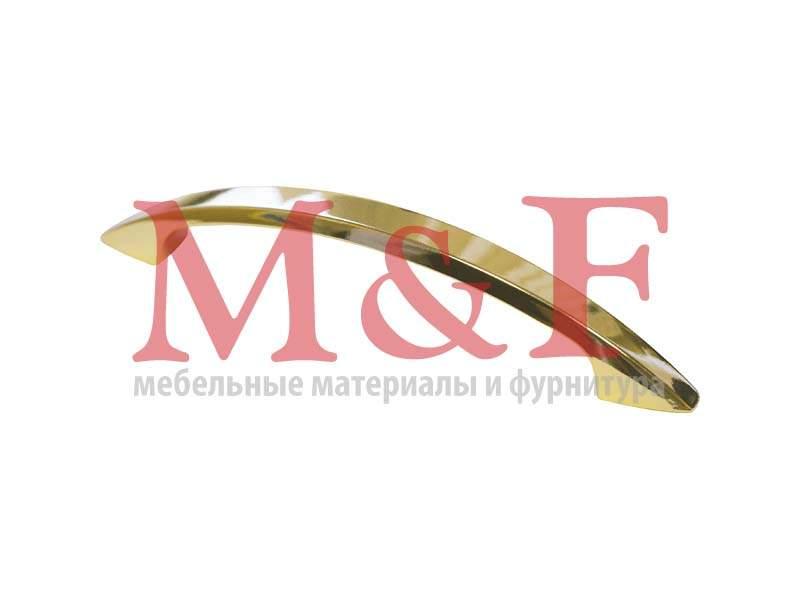 Ручка-скоба GAMET US27-0096-G0003 (US2703) золото (SALE)