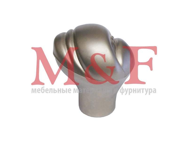 Ручка-кнопка GAMET GN03-G0006 (GN0306) матовый никель (SALE)