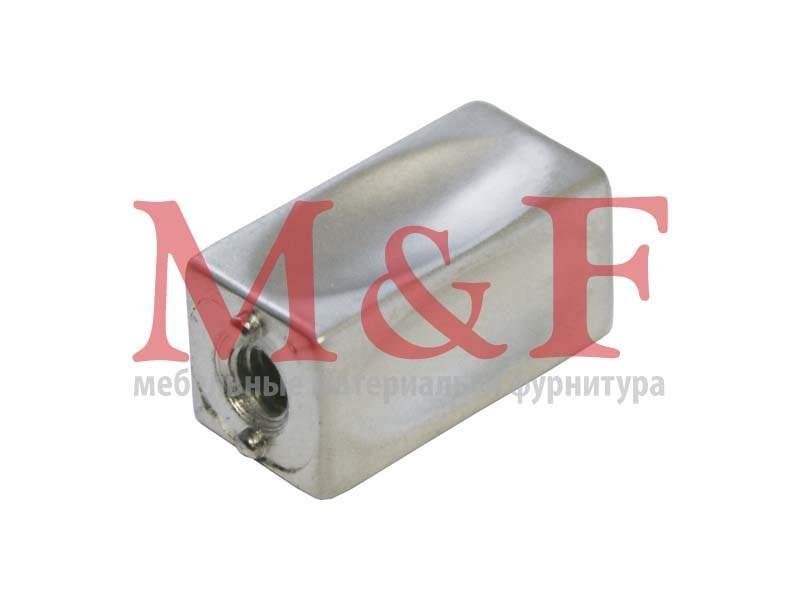 Ручка-кнопка GAMET GU54-G0006 (GU5406) матовый никель (SALE)