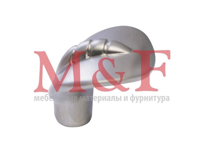 Ручка-кнопка GAMET GU76-G0006 (GU7606) матовый никель (SALE)